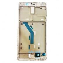 Marco frontal display color blanco para Xiaomi Mi5s Plus