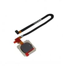 Flex botón home y huella color negro para Xiaomi Mi5s Plus
