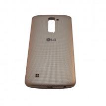 Tapa trasera color negro LG K10