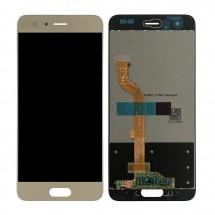 Pantalla LCD y táctil color Dorado para Huawei Honor 9