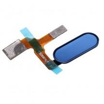 Flex botón Home sensor iD huella color azul para Huawei Honor 9
