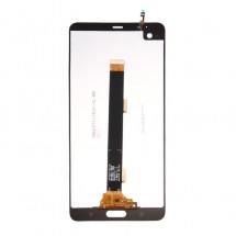 Pantalla LCD y táctil color negro para HTC U Ultra