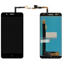 Pantalla LCD y táctil color negro para ZTE Blade A610 Plus