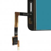 Pantalla LCD y táctil color blanco para ZTE Blade A610 Plus