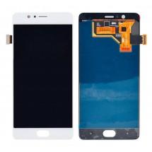 Pantalla LCD y táctil color blanco para ZTE Nubia M2