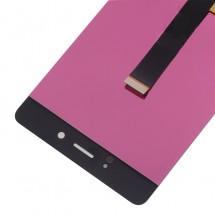 Pantalla LCD y táctil color dorado para ZTE Nubia Z11