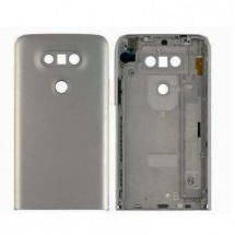 Tapa trasera color gris para LG G5