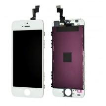Pantalla Completa LCD y Tactil iPhone 5S / SE Blanca