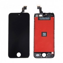 Pantalla Completa LCD y Tactil iPhone 5C Negra