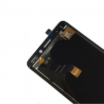 Pantalla LCD y táctil color negro para Meizu M6 Note