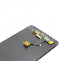 Pantalla LCD y táctil color negro para Meizu M3X