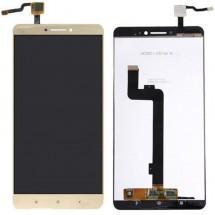 Pantalla LCD y tactil color dorado para Xiaomi Mi Max