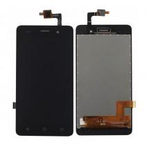 Pantalla LCD y táctil color negro para Wiko Lenny 3