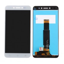 Pantalla LCD y táctil color blanco para Asus Zenfone Live ZB501KL