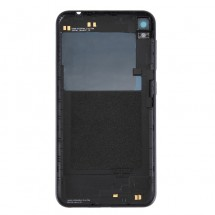 Tapa carcasa trasera color negro para Asus Zenfone Live ZB501KL