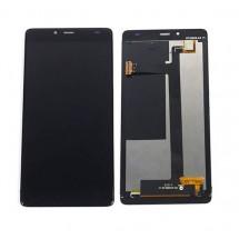 Pantalla LCD y táctil color negro para Elephone S3