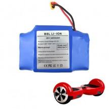 Bateria para Hoverboard - 36V - 4400 mAh