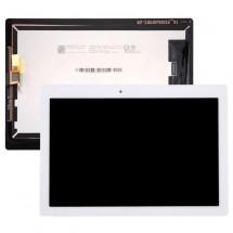 Pantalla LCD y Táctil color blanco para Lenovo Tab 2 A10-30