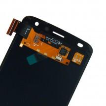 Pantalla LCD y táctil color negro para Motorola Moto Z2 Play