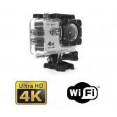 Cámara Sport Deportiva 4K Ultra HD - Wifi