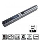 Escaner de mano Max 900 Dpi - MicroSD