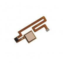 Flex Sensor huella ID color dorado para Xiaomi Mi Max