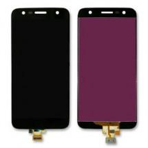 Pantalla LCD y táctil negro para LG X Power II M320