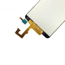 "Pantalla LCD y táctil color negro para Alcatel A5  5.2"""