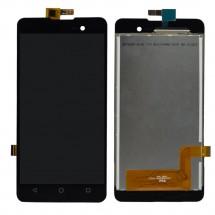 Pantalla LCD y táctil color negro para Wiko Lenny 2