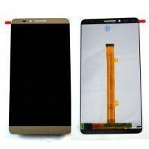 Pantalla Completa LCD y Tactil color Dorado para Huawei Ascend Mate 7