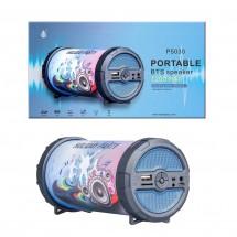Altavoz Bluetooth Portatil - FM - USB - MicroSD - Aux - Ref. P5030 - Varios colores