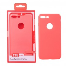 Funda TPU Ultra fina de color para iPhone - elige modelo y color