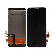 """Pantalla LCD y Táctil color negro para Alcatel OT5017 Pixi 3 4.5"""""""