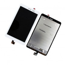 Pantalla LCD y Tactil color blanco para Huawei MediaPad S8-701U