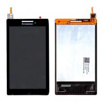 Pantalla LCD y táctil color negro para Lenovo Tab 2 A7-10