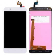 Pantalla LCD y táctil en color blanco para Lenovo C2 (K20A40)