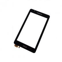 Táctil color negro para Asus FonePad 7 FE171