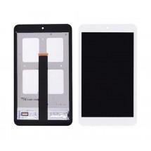 Pantalla LCD y táctil color blanco para Asus MemoPad ME181 K011