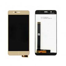 Pantalla LCD y táctil color dorado para Asus Zenfone 3 Max ZC520TL