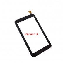 """Táctil color negro para Alcatel OT9005x Pixi 3 8"""" Ver. A"""