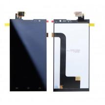 Pantalla LCD y táctil color negro para Jiayu F2