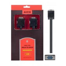 Cable VGA M-M longitud 1.5m - ref. AU210