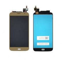 Pantalla LCD y táctil color Dorado para Motorola Moto G5S Plus XT1803  XT1804  XT1605  XT1606