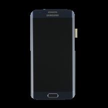 Pantalla LCD mas tactil con marco color negro Samsung Galaxy S6 Edge G925