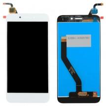 Pantalla LCD y táctil color blanco para Huawei Honor 6A