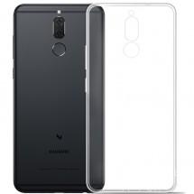 Funda TPU Silicona Transparente para Huawei Mate 10 Lite