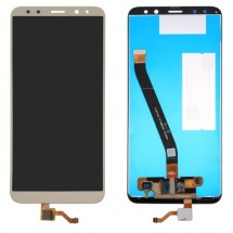 Pantalla LCD y táctil color dorado para Huawei Mate 10 Lite
