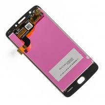 Pantalla LCD y táctil color negro para Motorola Moto E4 XT1767 XT1768