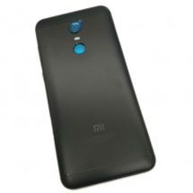 Carcasa tapa trasera batería color Negro para Xiaomi Redmi 5 Plus