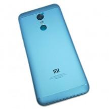 Carcasa tapa trasera batería color Azul para Xiaomi Redmi 5 Plus